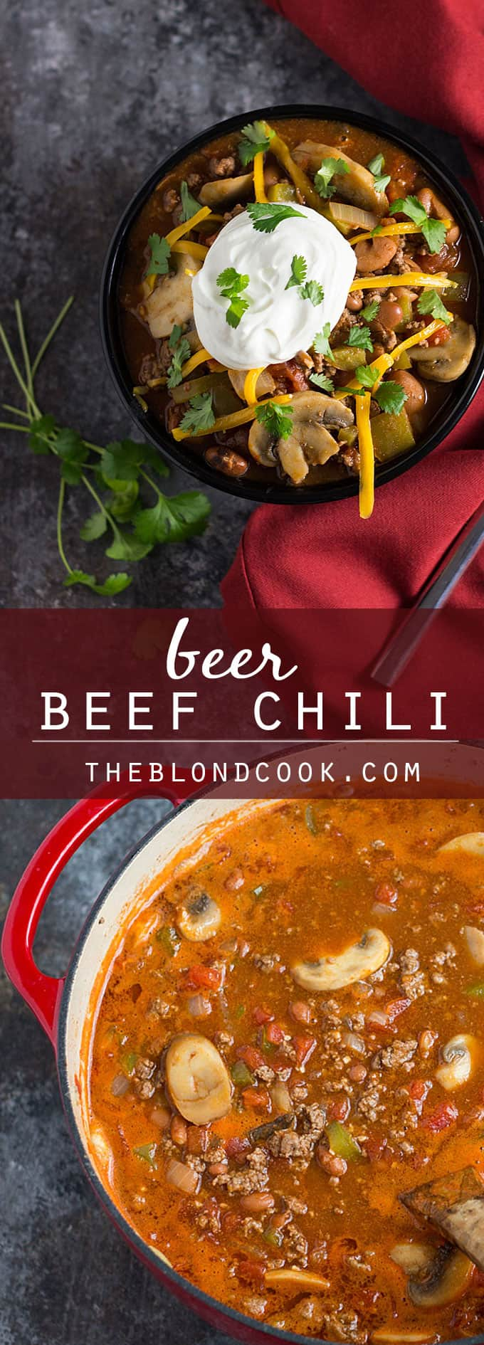 dark beer chili recipe