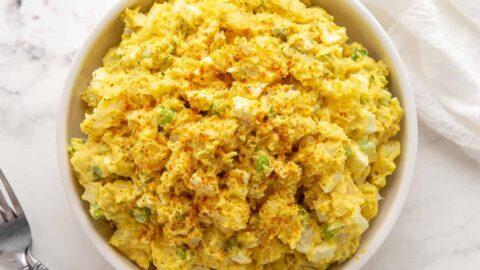 Potato Salad Recipe Southern