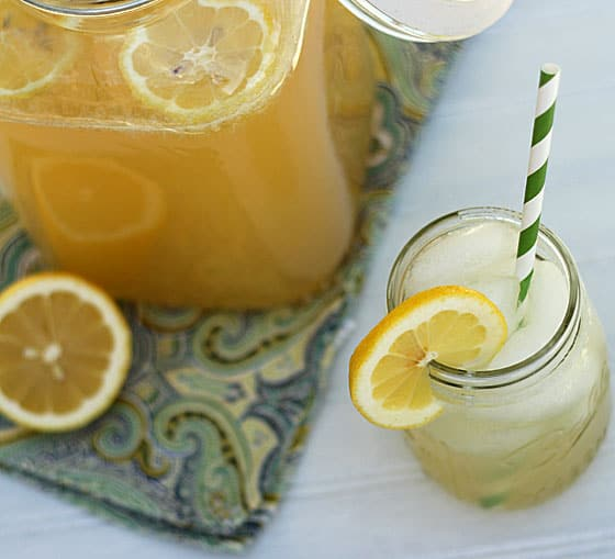 Lemon Candy Cocktail