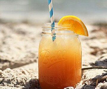 Cranberry Orange Cocktail
