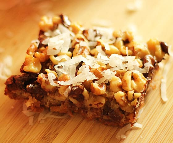Five Layer Bars