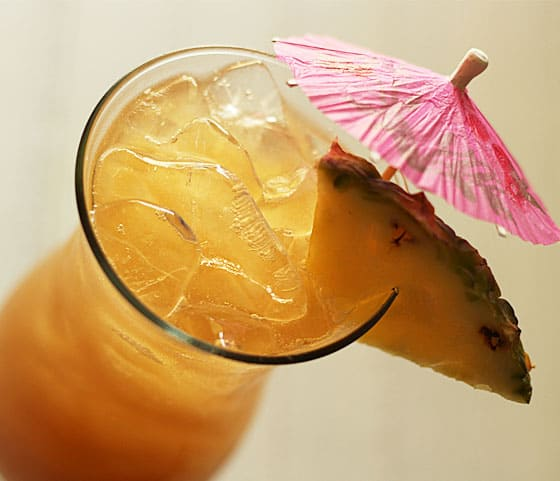 Tropical Cookie Cocktail