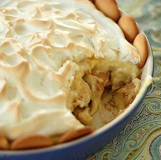 Recipe Of The Day: Banana Pudding