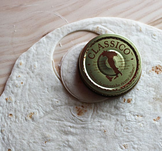 Mini Cupcake Pizzas