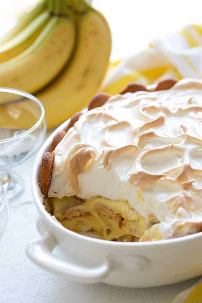 Quick Southern Banana Pudding The Blond Cook