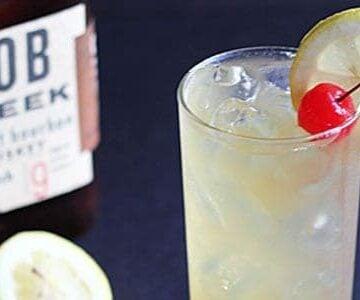Bourbon Lemonade Cocktail