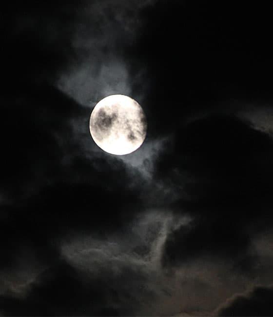 Morehead City, NC Moon