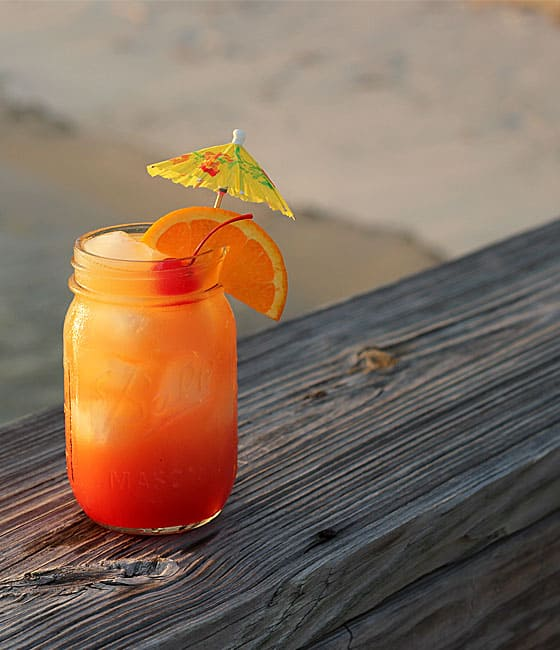Image result for rum punch