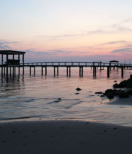 Morehead City, NC Sunset