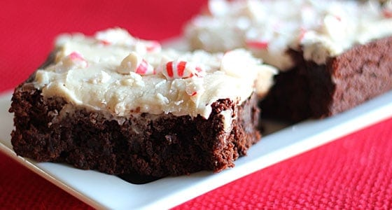Kahlua Brownies With Browned Butter Kahlua Icing Recipe ...