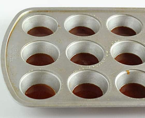 Preparing Pineapple Upside-Down Cupcakes