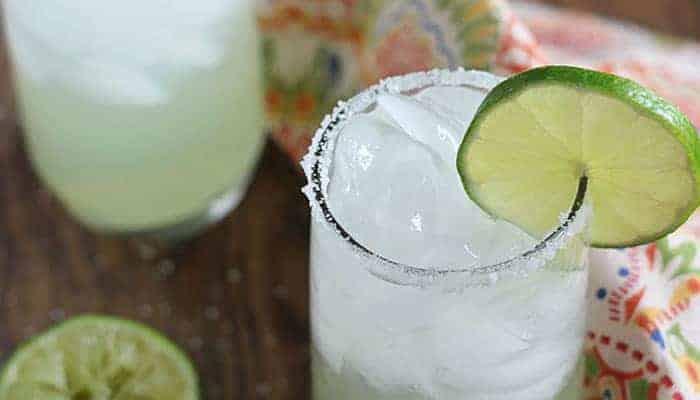 Amaretto Margaritas