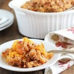Sweet Potato Soufflé | TheBlondCook.com