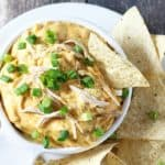 Chicken Enchilada Crock-Pot Dip