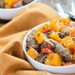 Sausage and Butternut Squash Skillet
