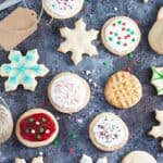 Holiday Cookie Decorating with Betty Crocker Cookie Mixes