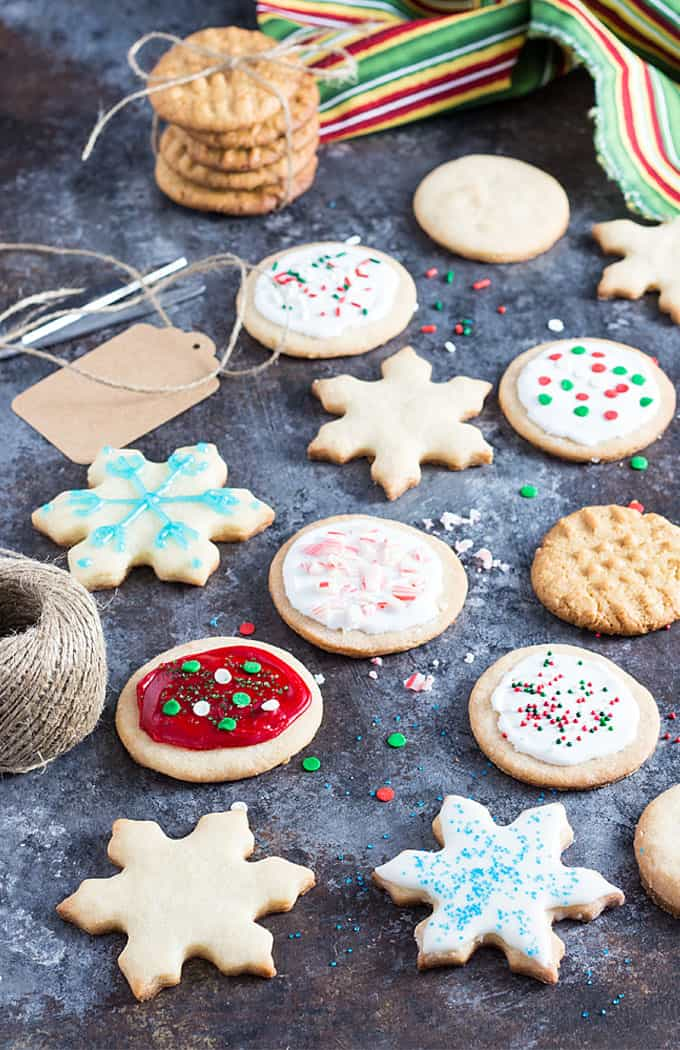 holiday cookies dont have to be complicated using betty crocker cookie mixes - Betty Crocker Christmas Cookie Recipes