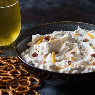 Beer and Bacon Cheese Dip