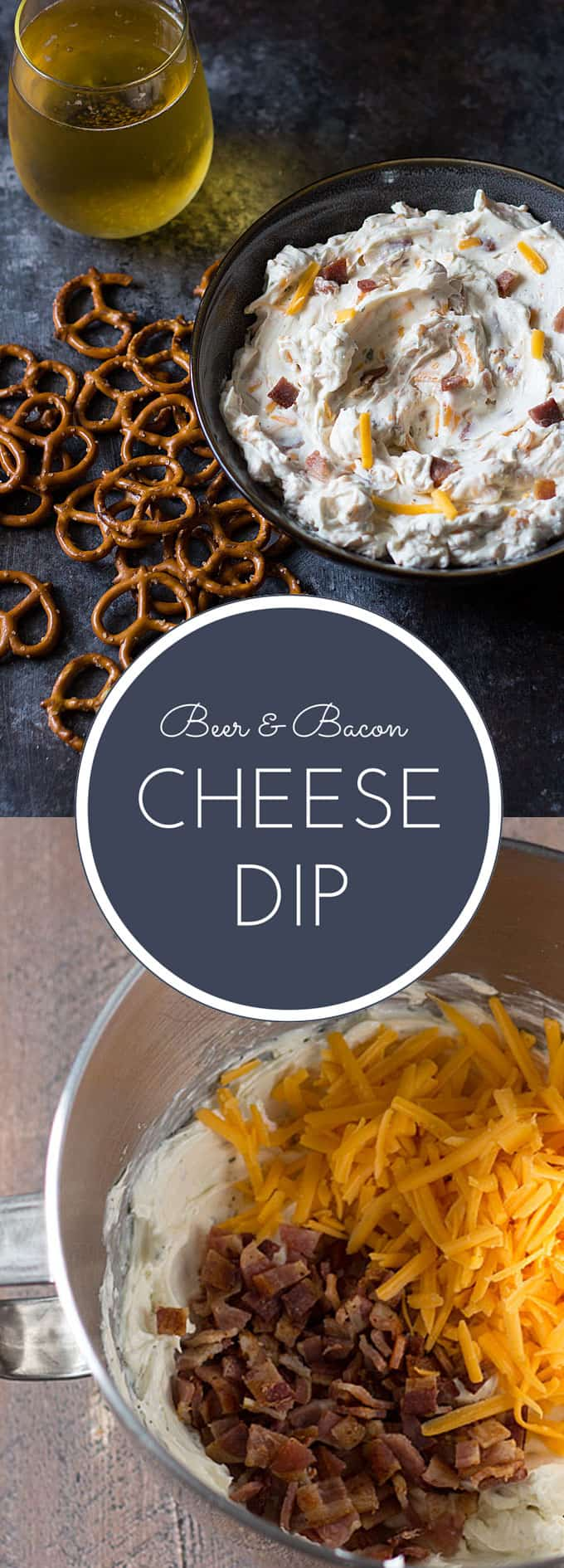 beer and bacon cheese dip the blond cook
