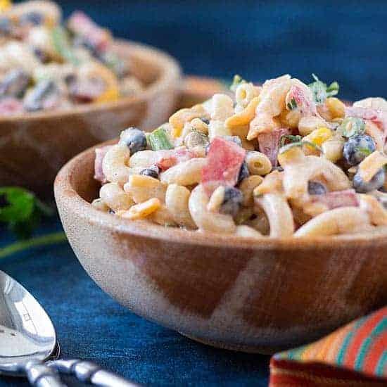 Taco pasta salad recipes