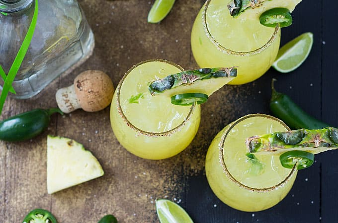 how to make a jalapeno margarita
