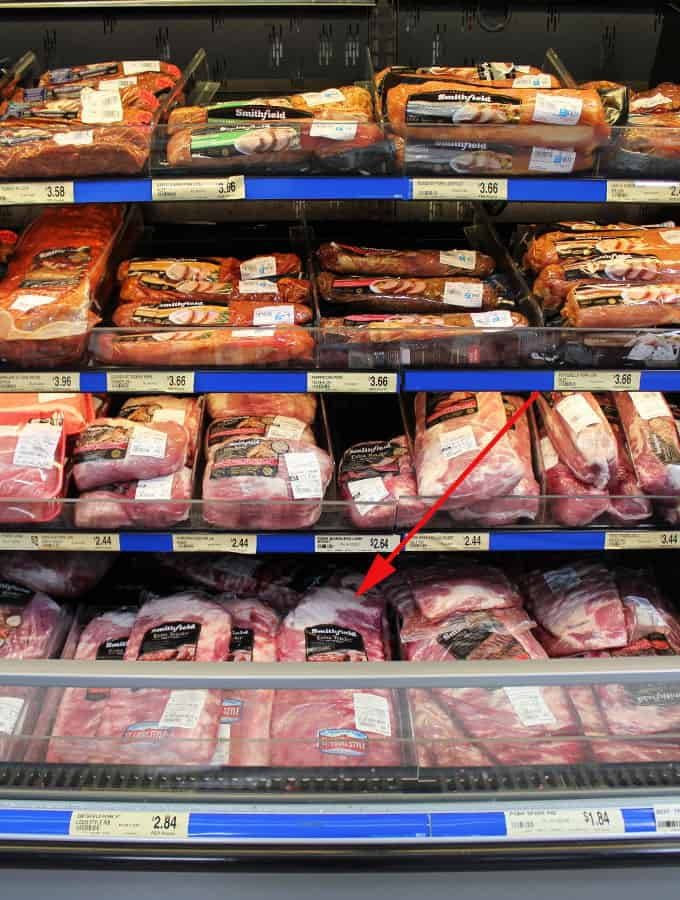 Smithfield Pork Ribs at Walmart