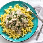 Beef Stroganoff – The Ultimate Comfort Food in 30 Minutes!