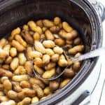 Crock Pot Boiled Peanuts