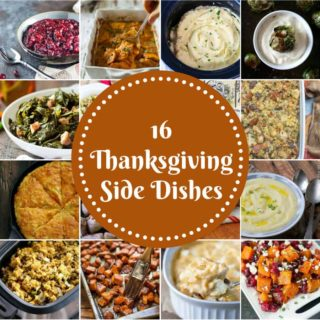 16 Thanksgiving Side Dish Recipes