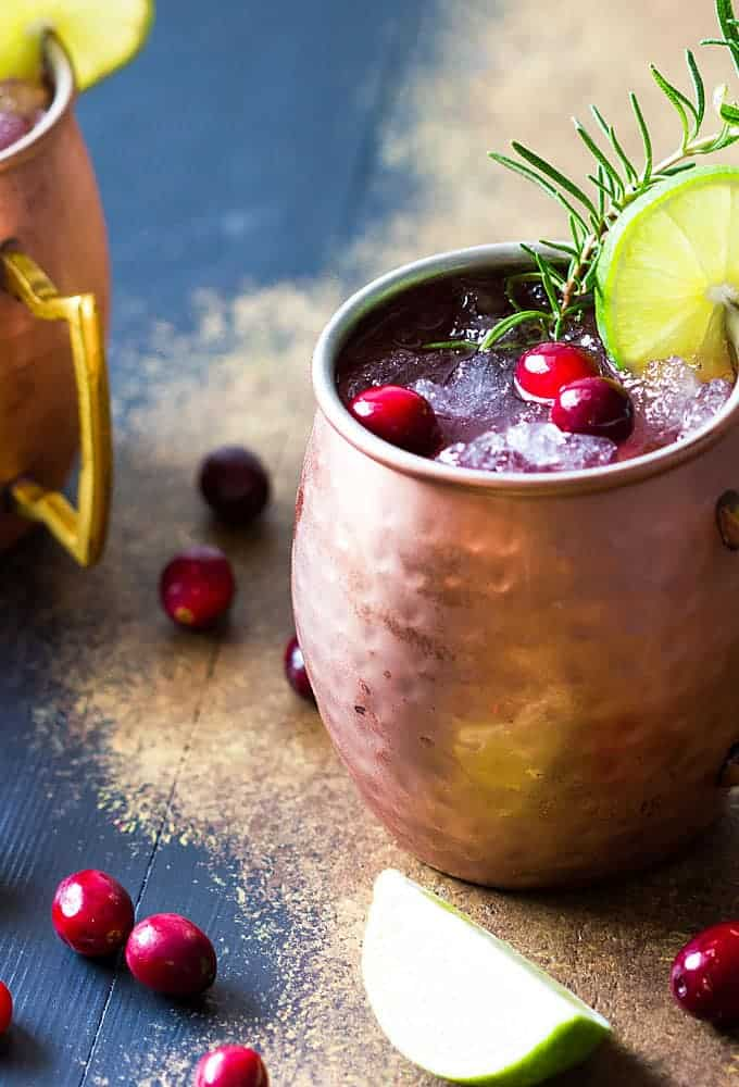 as festive as it gets if you're a lover of traditional moscow mules ...
