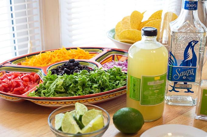 Celebrating Cinco de Mayo with Sauza Tequila