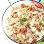 Tuna and Bacon Pasta Salad