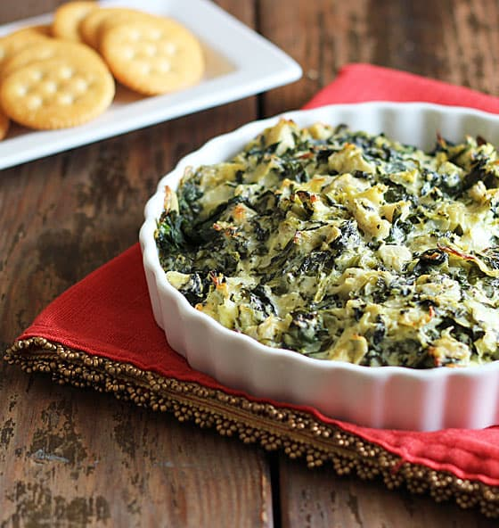 Cheesy spinach and artichoke dip forumfinder Image collections