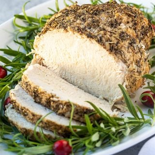 So incredibly moist and tender, this Instant Pot Turkey Breast(and gravy!) is prepared in a fraction of the time than traditional baking.