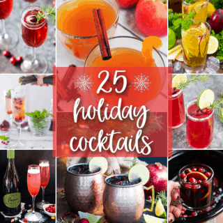 25 Holiday Cocktails