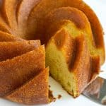 Easy Spiced Orange Rum Cake